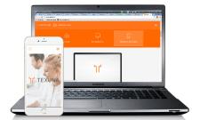 Texuna - адаптивная верстка сайта