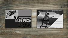 Vans Card