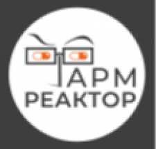 "Лого для компании ""Фармреактор"""