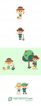Дети_рисунок_иллюстрация_вектор