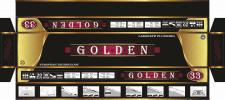 Упакування для ламінованої підлоги GOLDEN