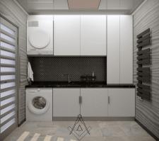 Дизайн квартиры в Австралии