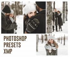 Обработка фотогафий, создание пресетов