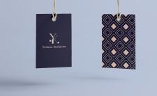 Дизайн бирки. Логотип.