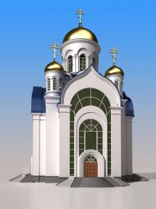 Храм и Воскресная школа