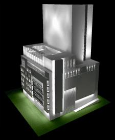 Проектирование освещения в програме Dialux