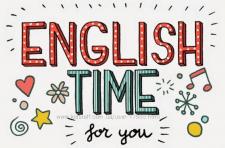 Уроки украинского и английского языков