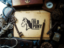 Логотип для OldPony