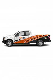 Дизайн автомобиля для генераторной компании