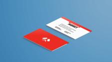 Логотип и визитка для юриста
