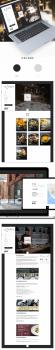 Дизайн сайта для европейского ресторана