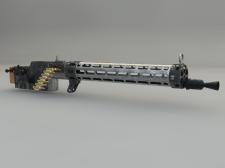 Пулемет LMG 08-15 Spandau