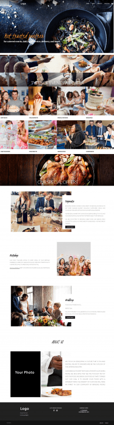 Сделать сайт по макету в WordPress