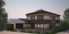 Дом 300 м²