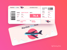 Design of tickets