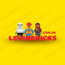 """Логотип для """"Lepinbricks"""""""