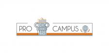 Логотип для онлайн-школы PRO CAMPUS