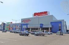 Экстерьер III-очереди строительства ТРЦ КАРАВАН