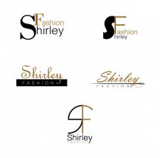 Разработка логотипа для Shirley Fashion