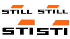 Векторизация логотипа STILL