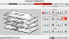 Интерфейс для специализированной программы