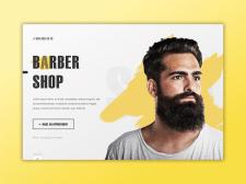 Адаптивная верстка для Barber Shop