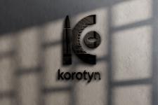 Логотип Korotyn