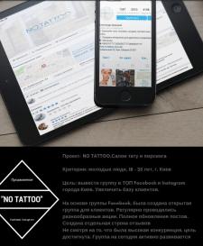 Студия лазерного удаления тату и татуажа No Tattoo