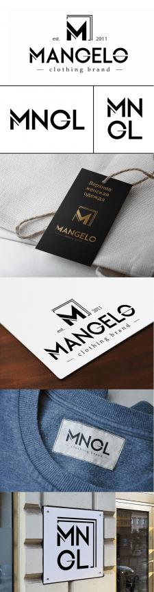 Логотип для фабрики женской одежды