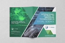 Обложка журнала - RS Global 1