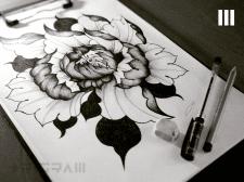 #рисунок #цветок