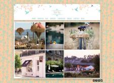Сайт - визитка для свадебного агенства Best Day