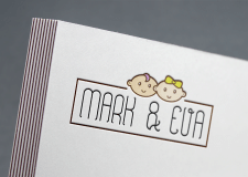 Логотип Mark&Eva