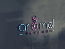 логотип для парфюмерного магазина