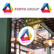 "Логотип ""Fortis Group """