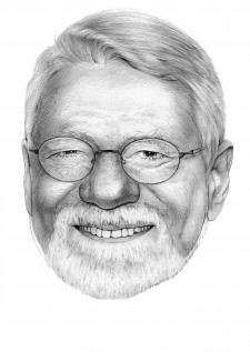 Иллюстративный портрет по фото
