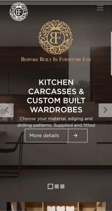 Дизайн, верстка и сопровождение сайта фабрики