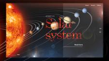 Сайт о солнечной системе