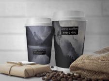 Оформлення кружки для кави