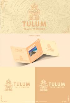 """Логотип """"Tulum"""""""