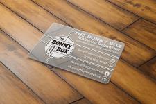 Визитка - The Bonny Box