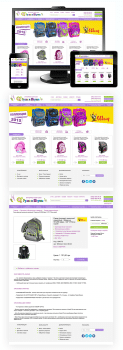 Интернет-магазин Ручки и штучки