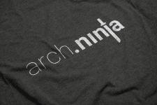 arch.ninja - персональный логотип для блоггера