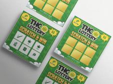Дизайн лотарейного білету
