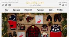 """интернет-магазин """"Golden-line"""""""