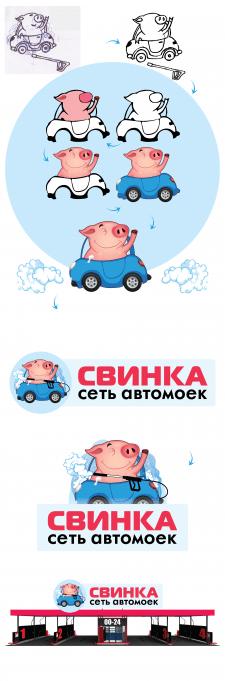 Свинка - сеть автомоек
