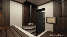 Design of a steam room