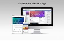Оформление страницы фейсбук, лого, кавер афиши