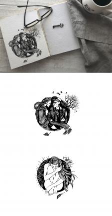 Иллюстрации для издательства КСД