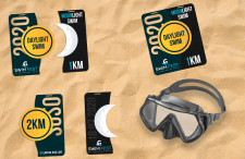 Дизайн медалей для заплыва